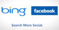 Facebook Bing integration