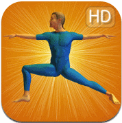 Yoga app for iPad