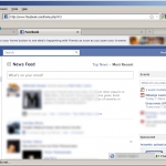 Facebook Makes You Set Facebook.com As Your Homepage In A Very Clever Way!
