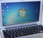 Windows 7 Portables: Macbook Air & LG H1000B E-Note