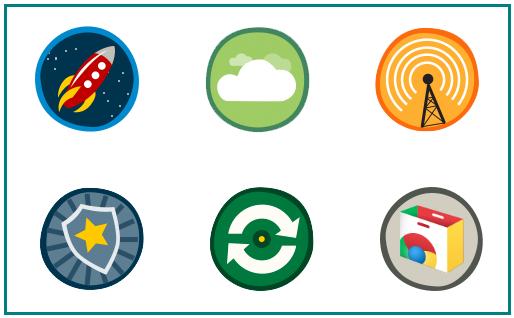 Google Chrome OS Features