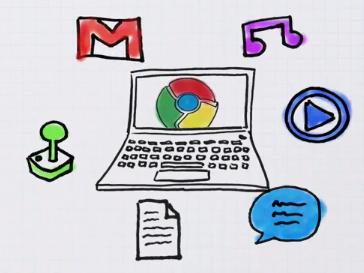 Google Chrome OS Concept