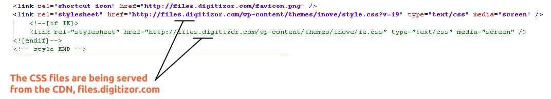 Wordpress CDN without Plugin