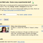 """GMail Labs"" Gets The Much Required Search Feature"