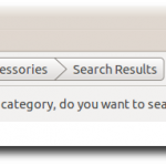 Ubuntu Software Center Getting Search Suggestion