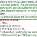 """""""421 Cleartext Sessions Not Supported"""" Error in Filezilla"""