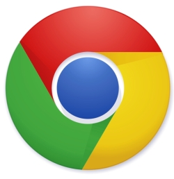Google Chrome New Logo