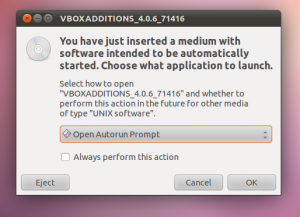 How To Install Ubuntu 11 04 In VirtualBox With Unity 3D Working
