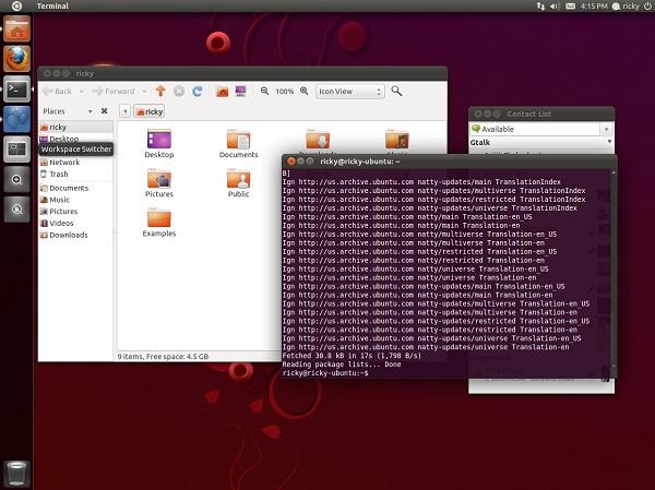ubuntu 11.04