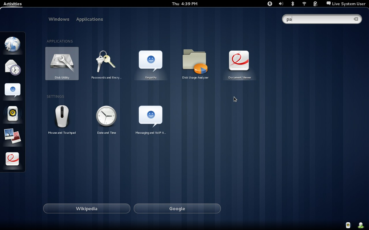 Gnome 3 looks so awesome!