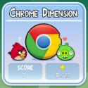 "Angry Birds ""Chrome Dimension"""
