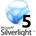 Silverlight 5 Logo