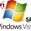 No More Service Pack 1 (SP1) on Windows Vista