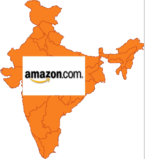 Amazon.com launching in India in 6 Months