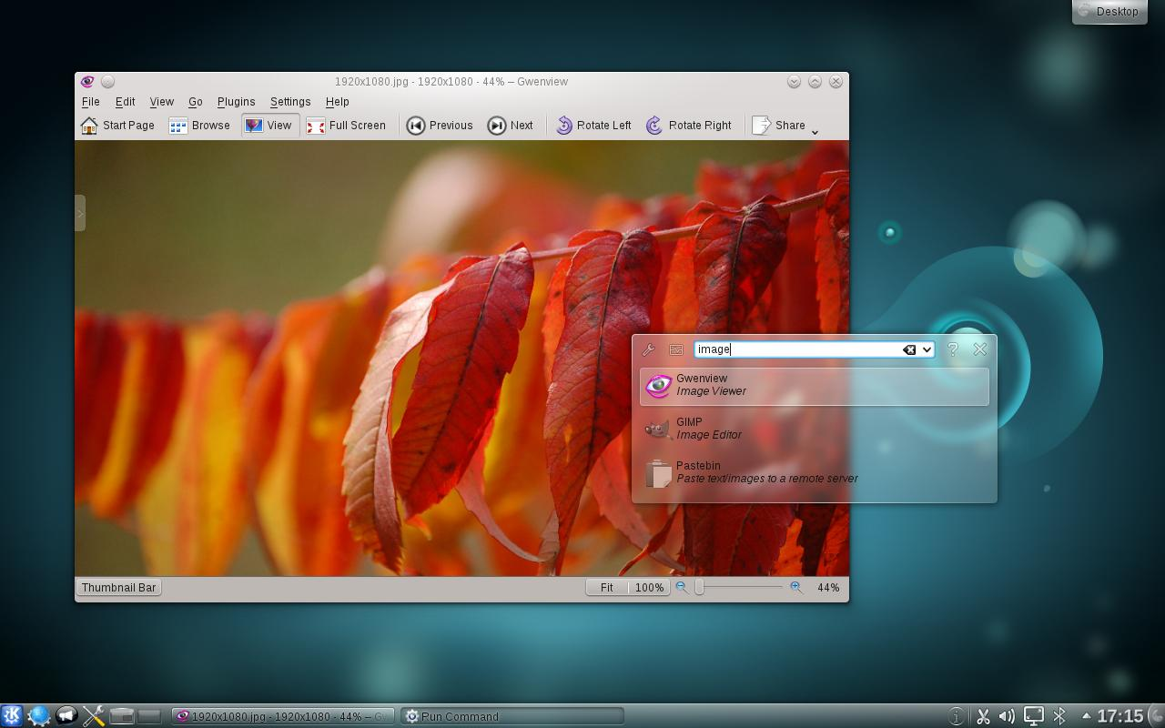 Dolphin in KDE 4.7 has lots of UI & Performance Improvements