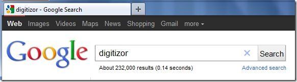 google-navigation-bar