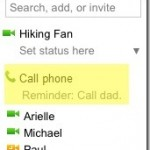 Google Reminding Users To Call Their Dads On Father's Day