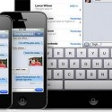 "iMessage - Apple's new ""Blackberry Messnger"" like service"