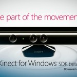 Microsoft Releases Kinect SDK Beta For Windows