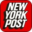 NYPost.com iPad App Logo