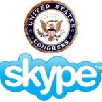 US Congress To Use Skype For Video Teleconferencing