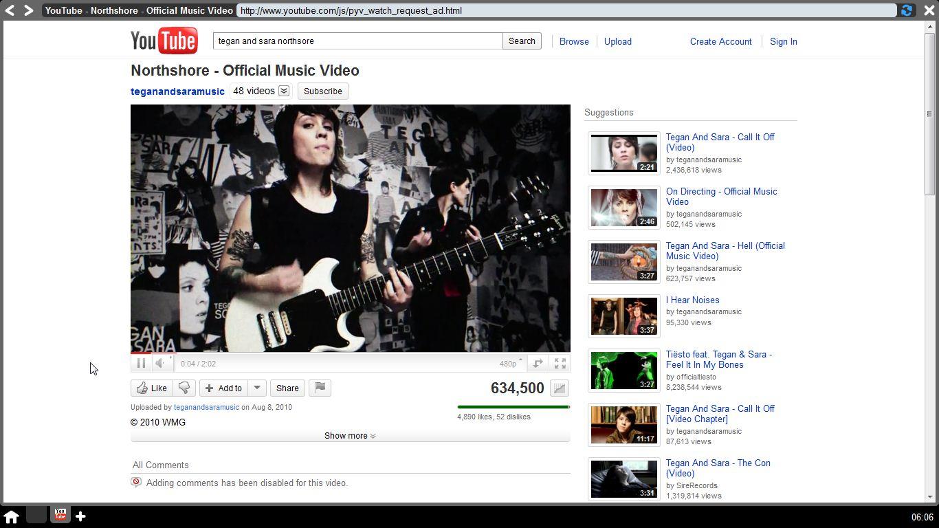 Webian Shell - Web Browser (youtube.com)