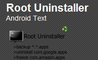 Root_Uninstaller