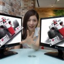 DX2000 - 3D monitor from LG with Eye-Tracking