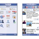 Screenshot: Facebook Mobile app for Java platform
