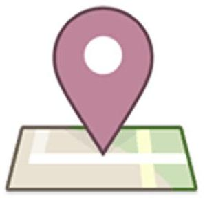 Facebook Places Logo