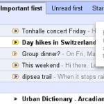 Gmail Rolling Out Five New Inbox Styles