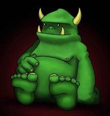 troll_Green