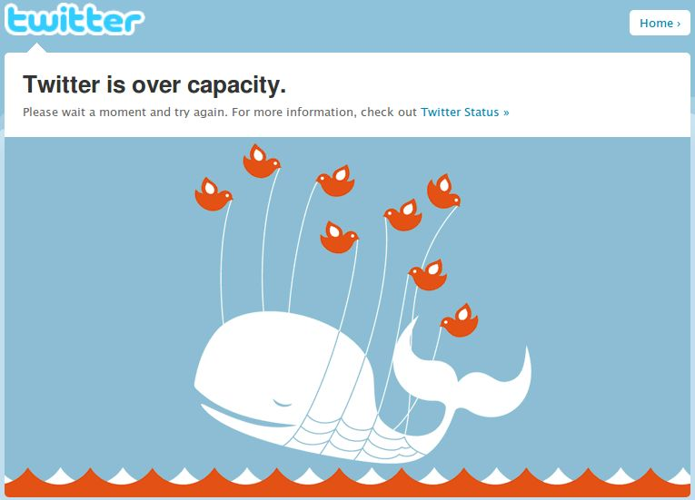 The Dreaded - Twitter is Overcapacity