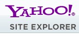 Yahoo! Site Explorer Logo