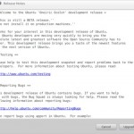 How To Upgrade From Ubuntu 11.04 To Ubuntu 11.10 Beta