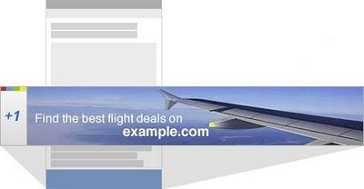 Large Unit - Plus One enabled Adsense Ad