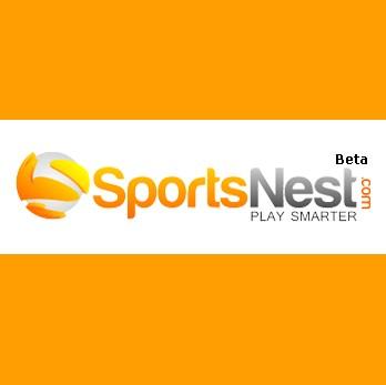 Sportsnest.com Logo - buy Sports equipments India Online