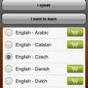 Lingibli Mobile App - learn new languages while on the move