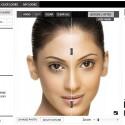 Virtual make-up room at MedPlusBeauty.com