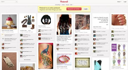 Pinterest.com Generates Massive Traffic in just 6 Months
