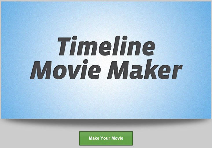 Timeline Movie Maker - Sign Up