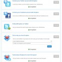 Get free space on Dropbox