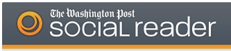 Washington Post Social Reader