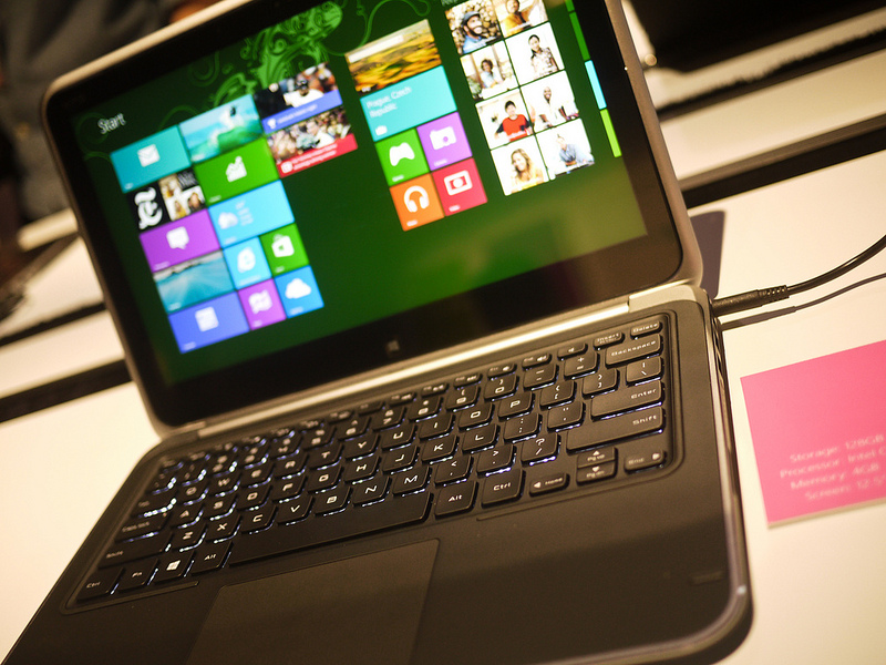 Windows 8 Dell Ultrabook