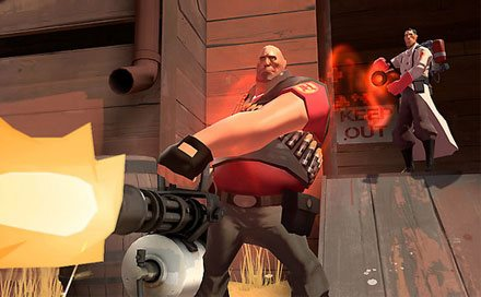 Game Team Fortress 2 Gameplay Images