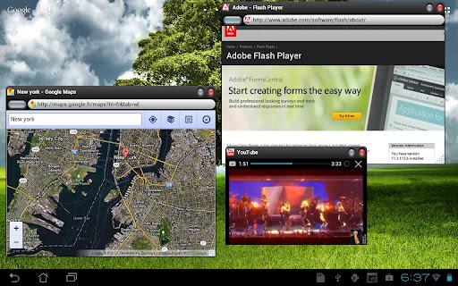overskreen Android App