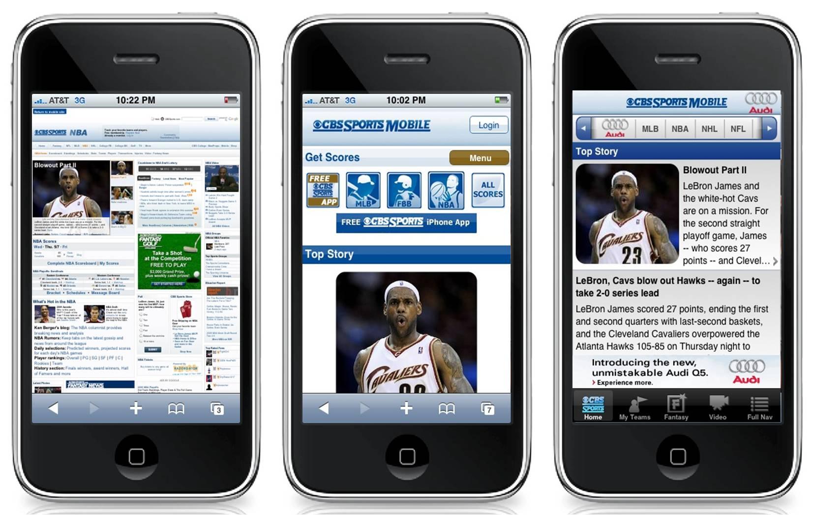 Mobile Web Design 2013