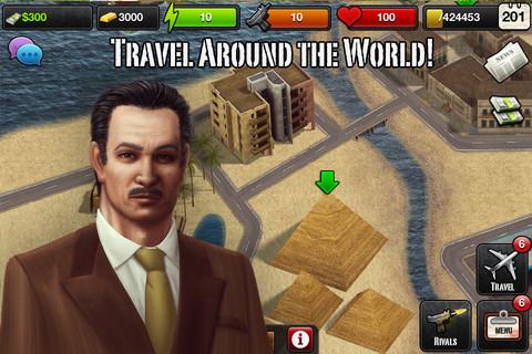 Arms- Cartel Global iPhone & iPad game app