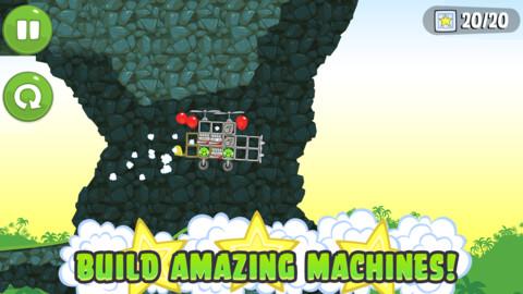 Bad Piggies iPhone iPad game app