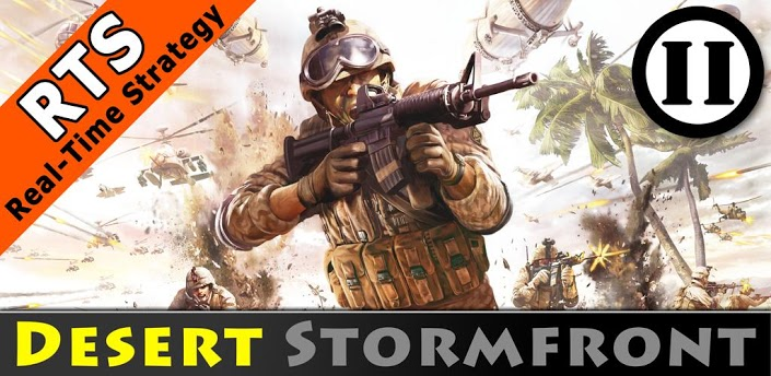 Desert Storm Android game app